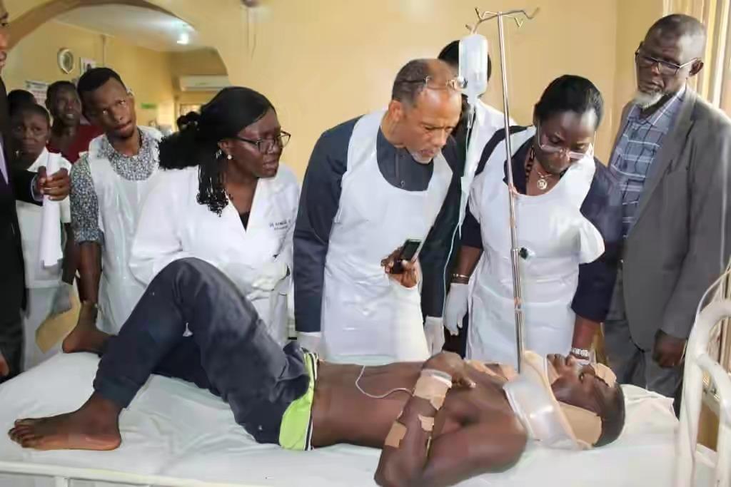 Ikorodu accident victims