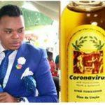 Bishop Obinim sells coronavirus anointing oil to his members for N13, 000