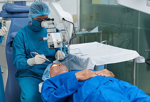 How much is glaucoma surgery in Nigeria