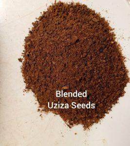 Health benefits of uziza