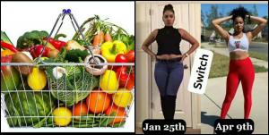 Nigerian diet plan for flat tummy & Nigerian food timetable for flat tummy