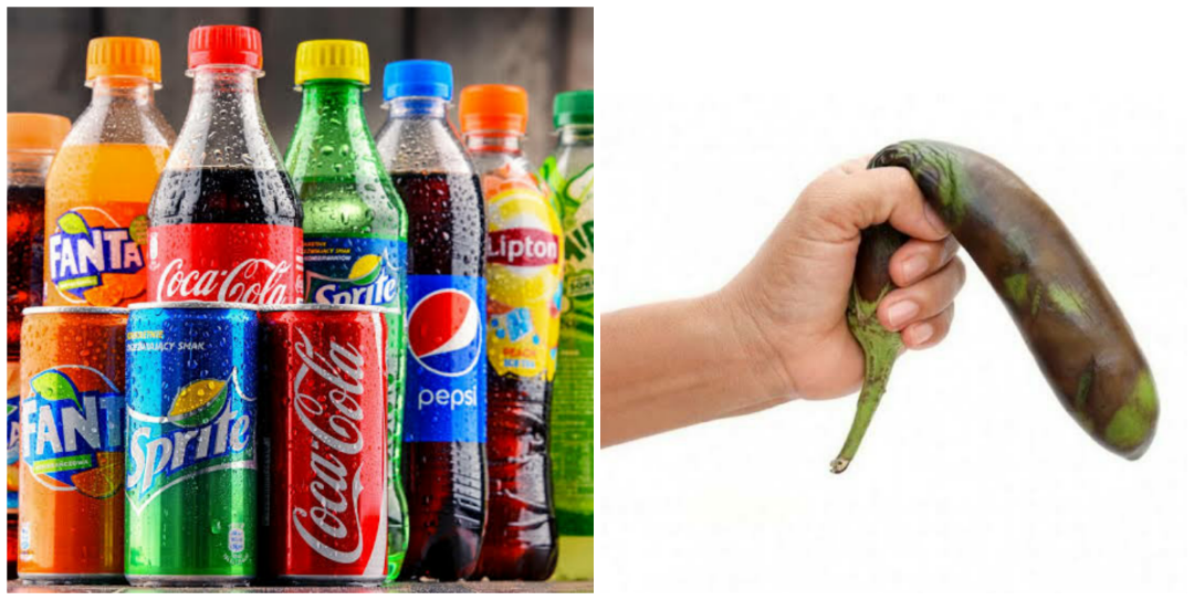 Can soft drinks cause erectile dysfunction or weak erection?