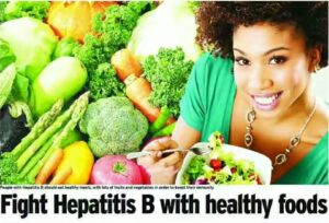 Nigerian Foods that Hepatitis B patients should Eat and Avoid