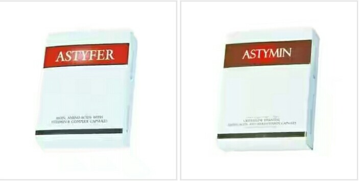 ASTYMIN Vs ASTYFER: The Difference Between Astymin and Astyfer Syrup
