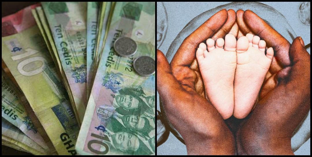 How much is IVF in Ghana Cedis?
