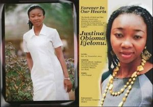 Names of those that died of Ebola in Nigeria