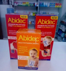 Does Abidec make babies constipated?