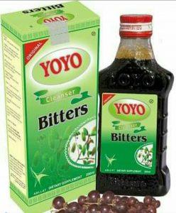 Yoyo bitters and erectile dysfunction
