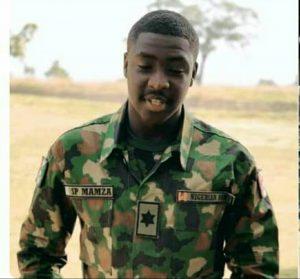 Nigerian Army Medical Test