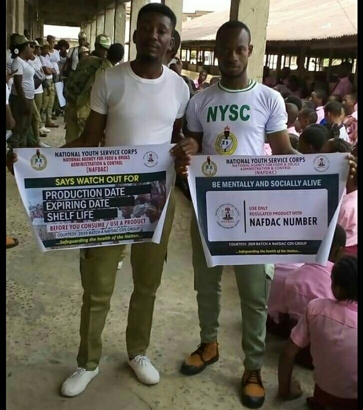 How much does NAFDAC pay NYSC corpers and Interns?