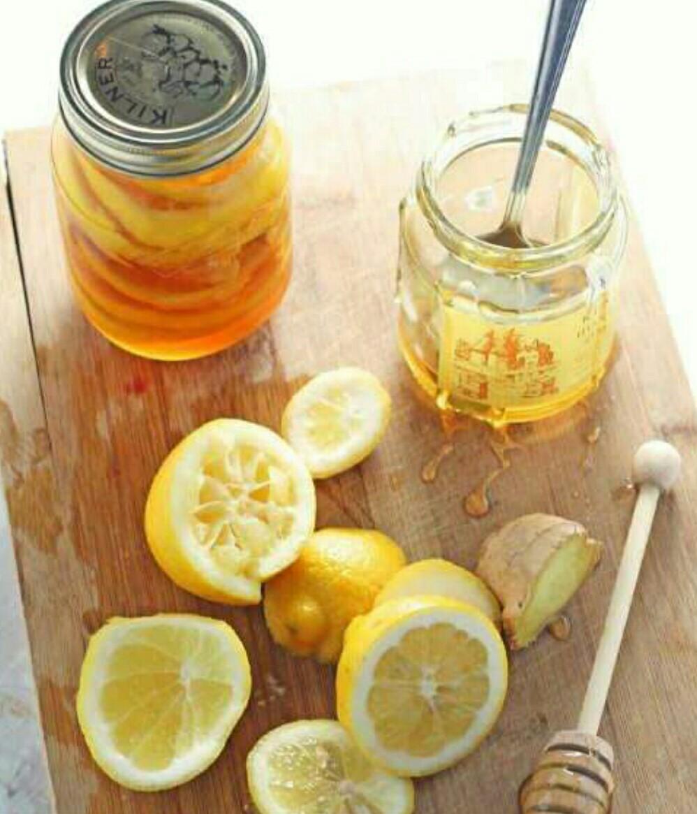 Lemon, ginger, garlic turmeric and honey mixture benefits
