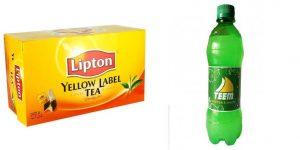 Can teem soda and lipton abort pregnancy?